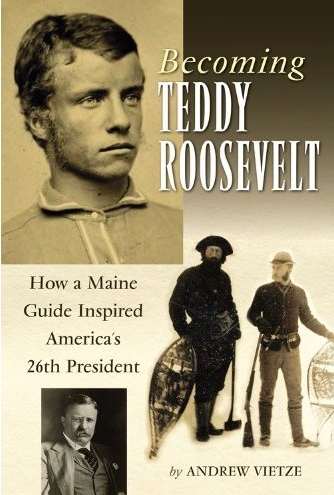Becoming Teddy Roosevelt Cover